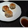 高雄HOTEL DUA飯店-悅品中餐廳-香煎花枝餅