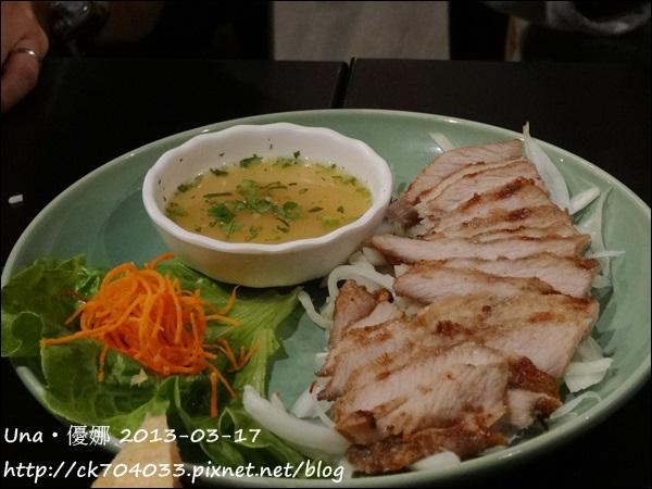 柏林頓花園(天母店)六人合菜-香茅松阪豬
