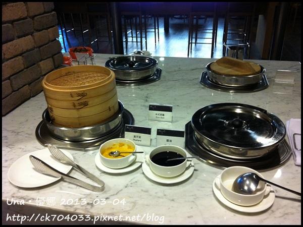 高雄HOTEL DUA飯店etage 15早餐9