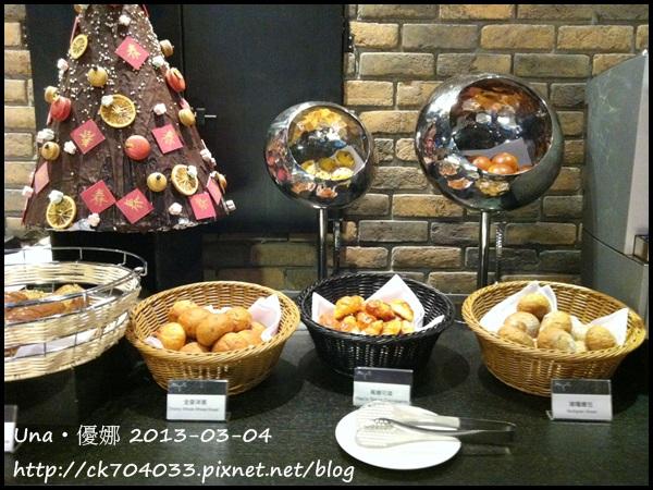高雄HOTEL DUA飯店etage 15早餐13