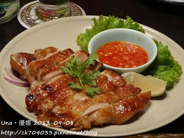 kiki thai cafe忠孝店-泰式烤雞腿