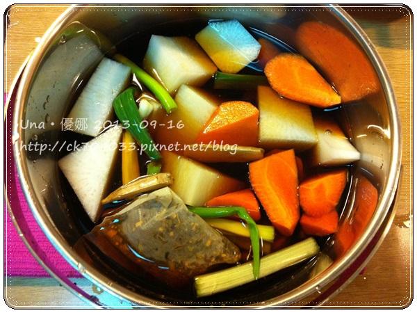 【大同電鍋】蘿蔔滷肉2