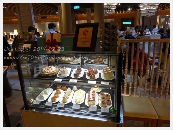 京站2樓艾莉兒咖啡 Ariel Café 1