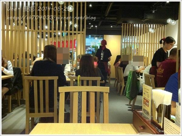 屯京拉麵台北凱撒店6