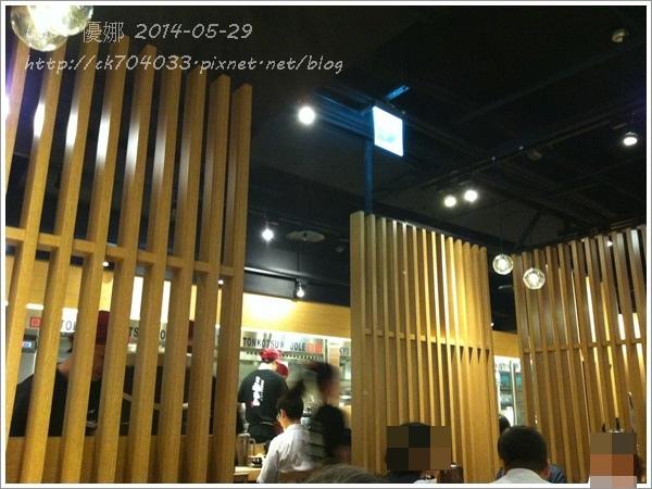 屯京拉麵台北凱撒店7