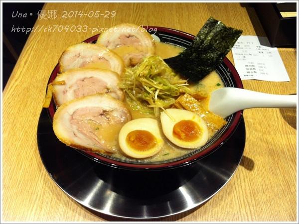 屯京拉麵台北凱撒店-超值東京豚骨拉麵