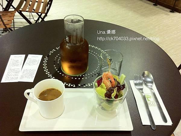 台中新光三越O&CO橄欖餐廳1
