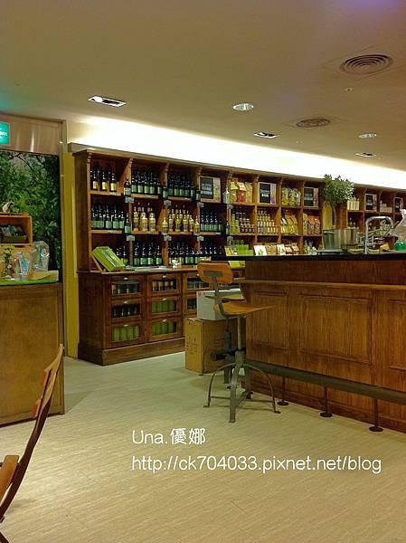 台中新光三越O&CO橄欖餐廳6