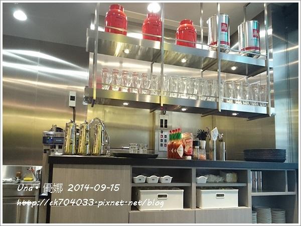 信陽街Waffogato  瓦法奇朵咖啡館5