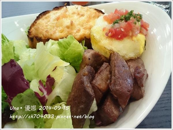 燒烤安格斯牛特餐4