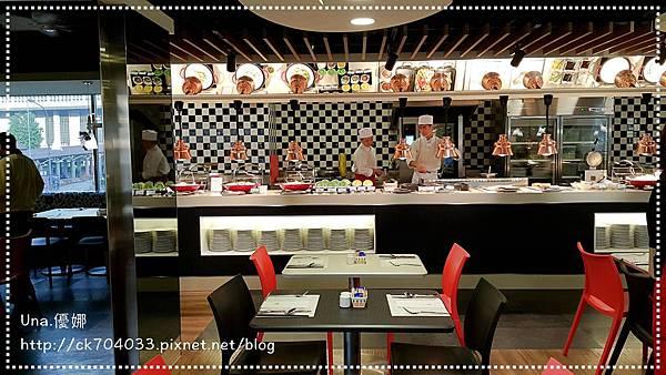台北凱撒大飯店Checkers餐廳20141220_143318.jpg