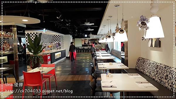 台北凱撒大飯店Checkers餐廳20141220_143322.jpg