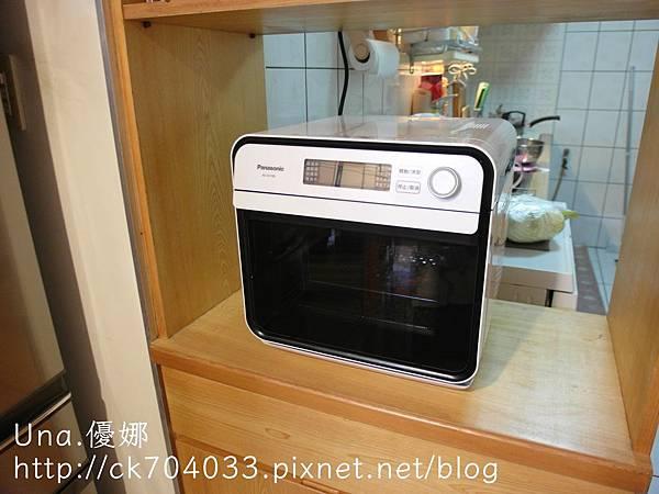 Panasonic 國際牌蒸氣烘烤爐NU-SC100-0001.JPG