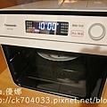 Panasonic 國際牌蒸氣烘烤爐NU-SC100蒸魚蒸冷凍肉粽-0007.JPG