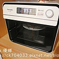 Panasonic 國際牌蒸氣烘烤爐NU-SC100蒸魚蒸冷凍肉粽-0008.JPG