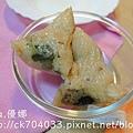Panasonic 國際牌蒸氣烘烤爐NU-SC100蒸魚蒸冷凍肉粽-0011.JPG