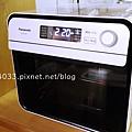 Panasonic 國際牌蒸氣烘烤爐NU-SC100烤雞排-001.jpg