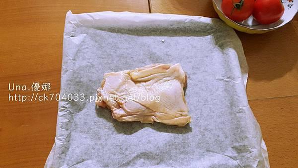 Panasonic 國際牌蒸氣烘烤爐NU-SC100烤雞排-002.jpg