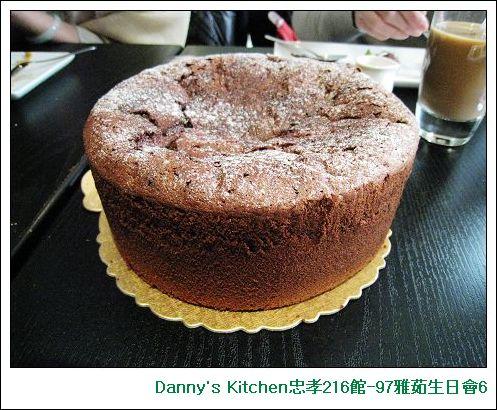 Danny's Kitchen忠孝216館-97雅茹生日會6.jpg