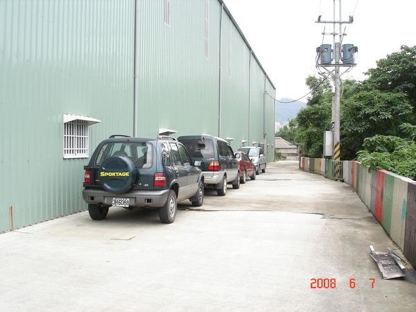 汽車停車場