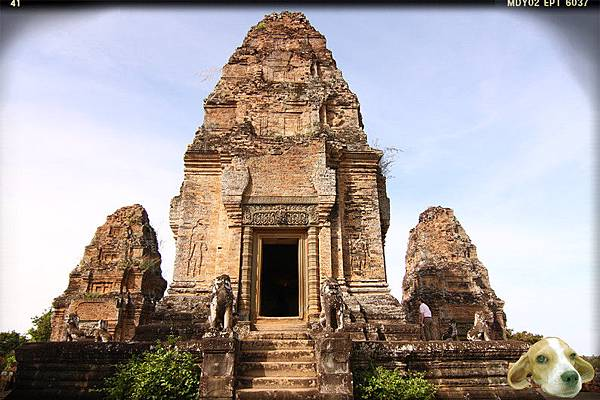 東梅蓬寺East Mebon