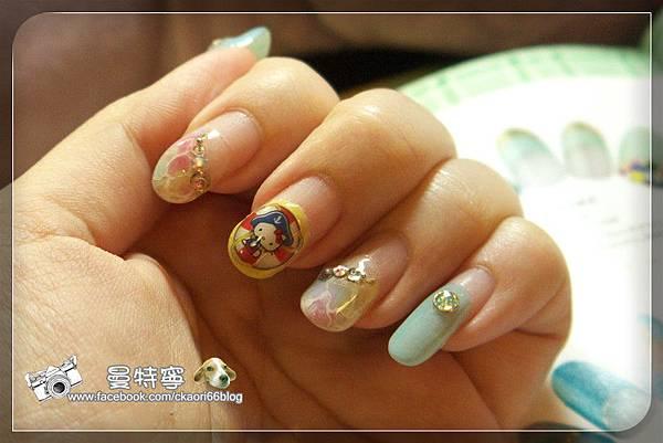 Jo是愛美麗美甲沙龍(