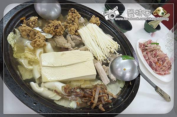 松江自助火鍋城