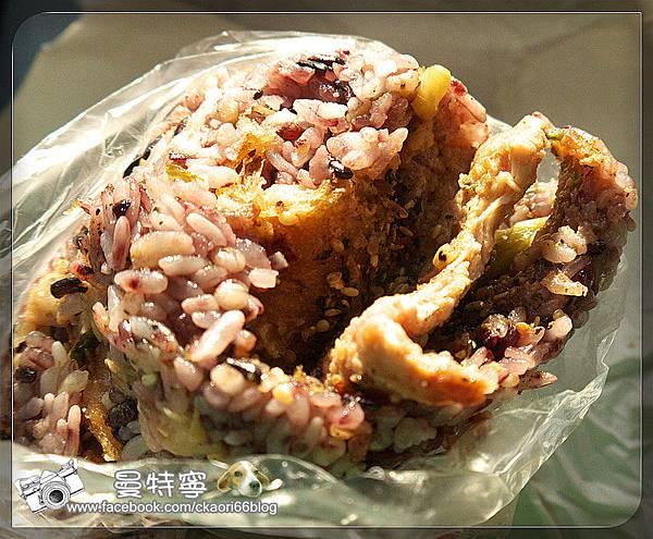 [新竹]水哥養生早餐飯糰