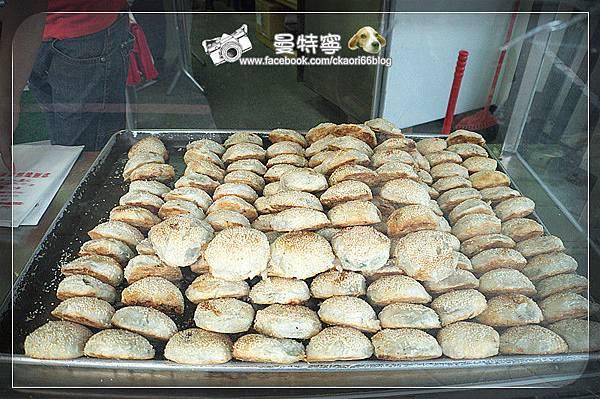 鹹酥餅羅東碳烤燒餅