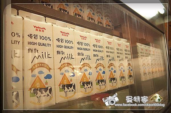 [宜蘭]北門綠豆沙牛奶.芋頭沙牛奶