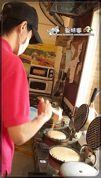 小木屋鬆餅