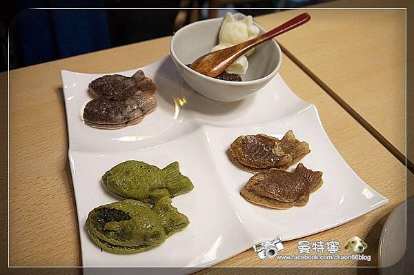 [板橋]若葉鯛魚燒