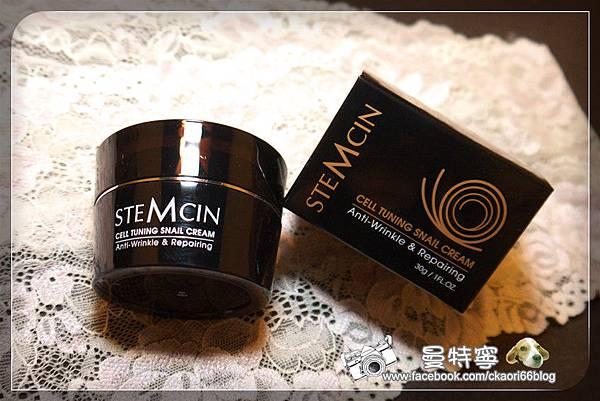 [STEMCIN]再生能量蝸牛精華乳霜
