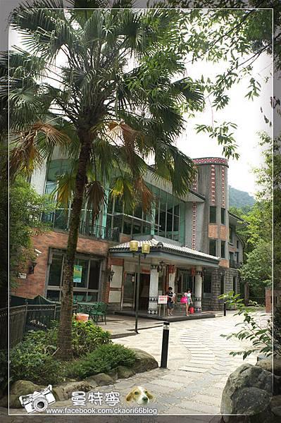 [新竹尖石]天然谷山水庭園餐廳