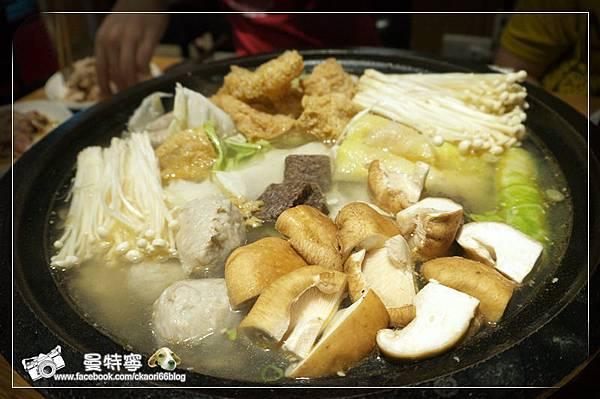 [新竹]滿溢沙茶石頭火鍋