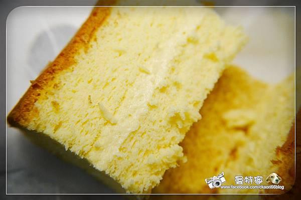 諾曼地純手工牛奶蛋糕