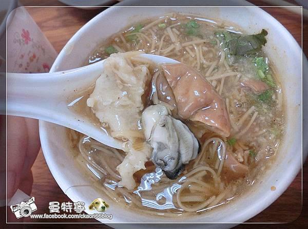 鹿港王 大腸蚵仔麵線