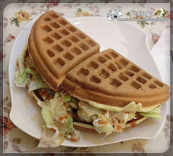 [新竹竹東下午茶]208waffle House
