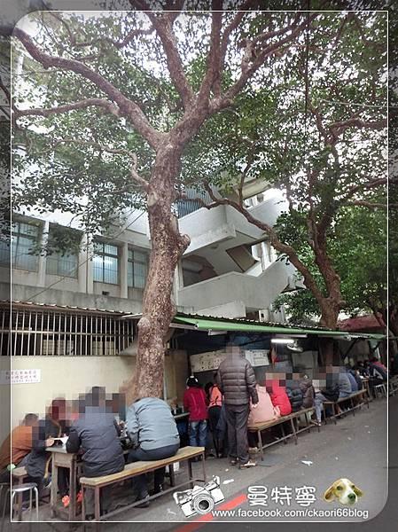 [新竹小吃路邊攤]大樹下麵攤