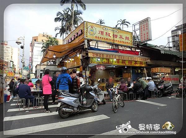 萬華廣州夜市
