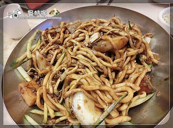 [台北忠孝敦化捷運站]朝鮮味韓國料理
