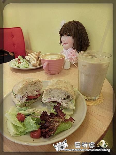 [竹北早午餐.下午茶.甜點]小島咖啡