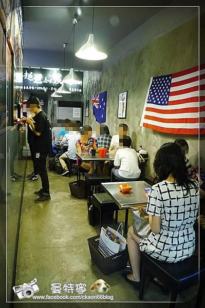 [台北萬隆捷運站美式料理]超越原味炭烤牛排