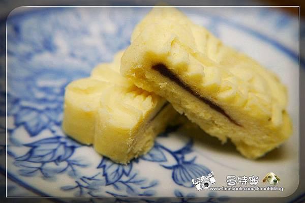 三統漢菓子-美人綠豆冰糕.冰鎮雪凝糕