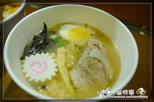 [新竹日本料理]勝かつ勝品日式拉麵-低