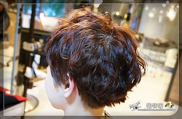 [剪染燙髮]2015年夏季俏麗短髮