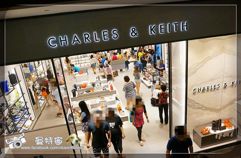 [新加坡自由行必買]Charles & Keith