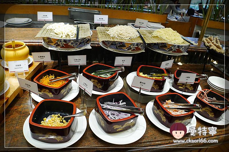 [新竹吃到飽自助餐]煙波飯店-莫內西餐廳BUFFET
