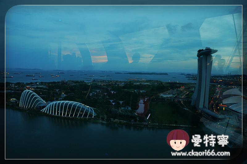 [新加坡自由行景點]Singapore Flyer摩天輪