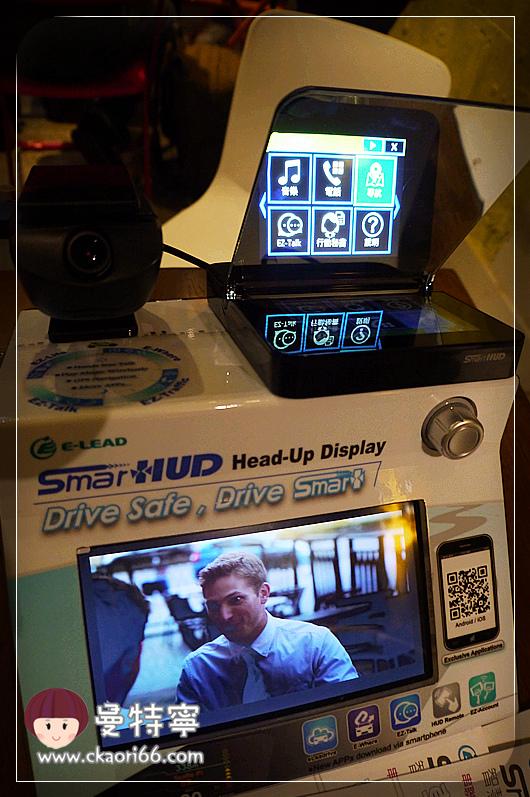 [3c]怡利電子Smart HUD智慧型抬頭顯示器